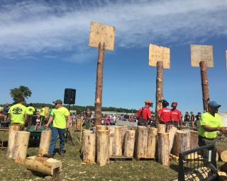 State Fair Forestry Day